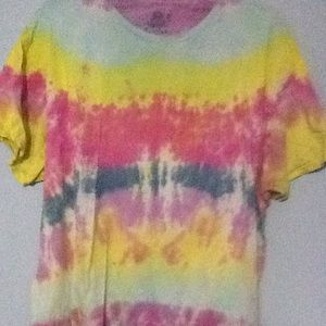 Ladies Tye Dyed Designed By Me Xlargei